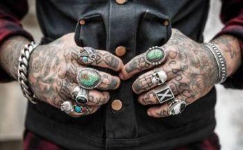 Bergen tatovering
