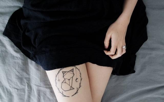 tatovering, Halden