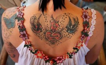 Kongsvinger tatovering