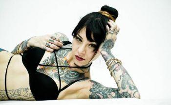 Moss tatovering
